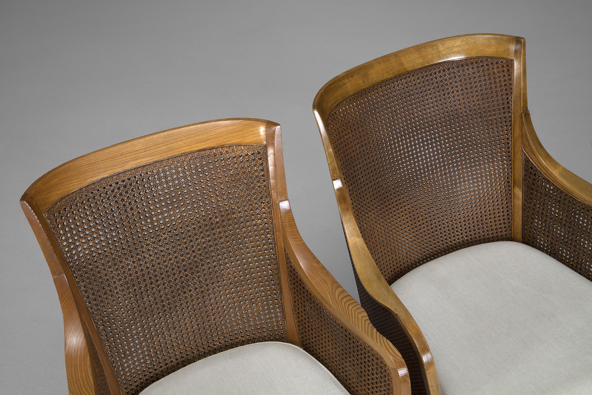 Pair Carl Malmsten of Armchairs