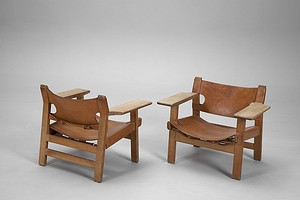 Pair of Spanish Chairs
