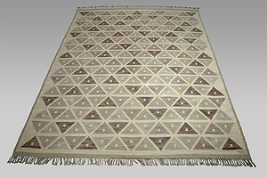 "Large ""Harlequin"" Carpet"
