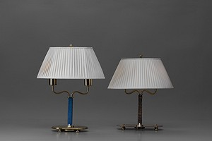 Two Josef Frank Lamps