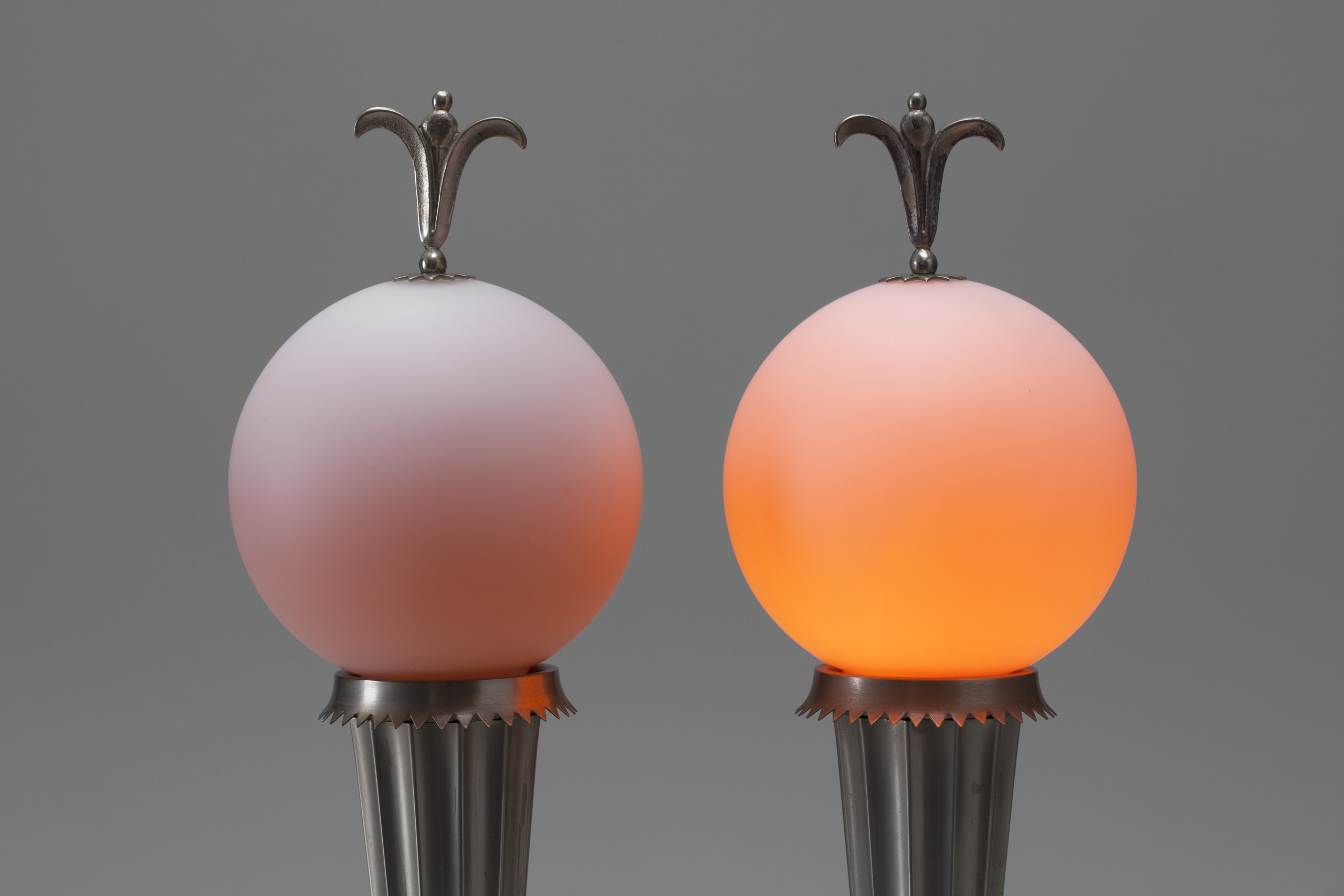 Pair of Neoclassical Table Lamps