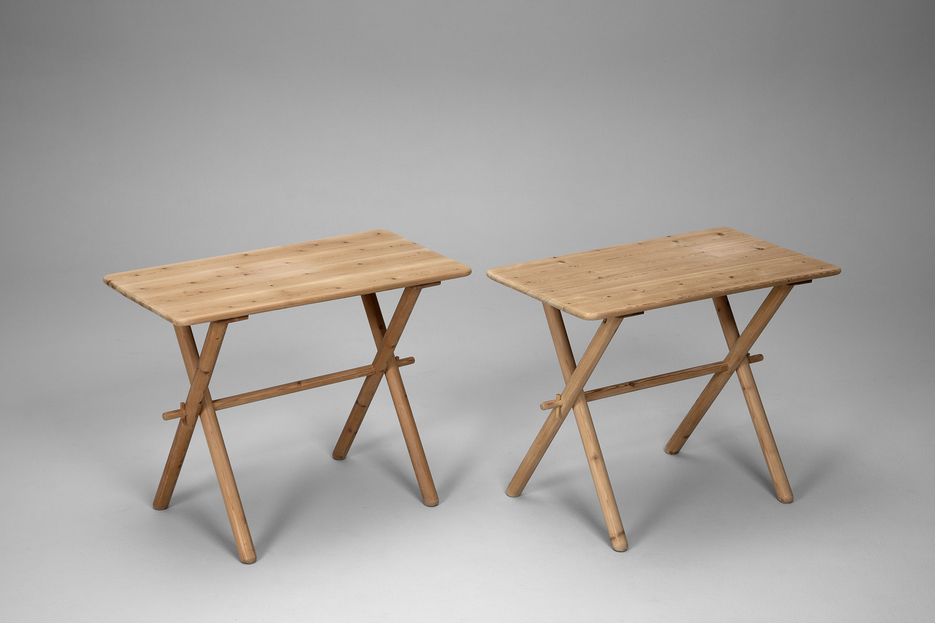 Pair of Peder Moos Tables
