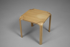 Fan Leg Table or Stool