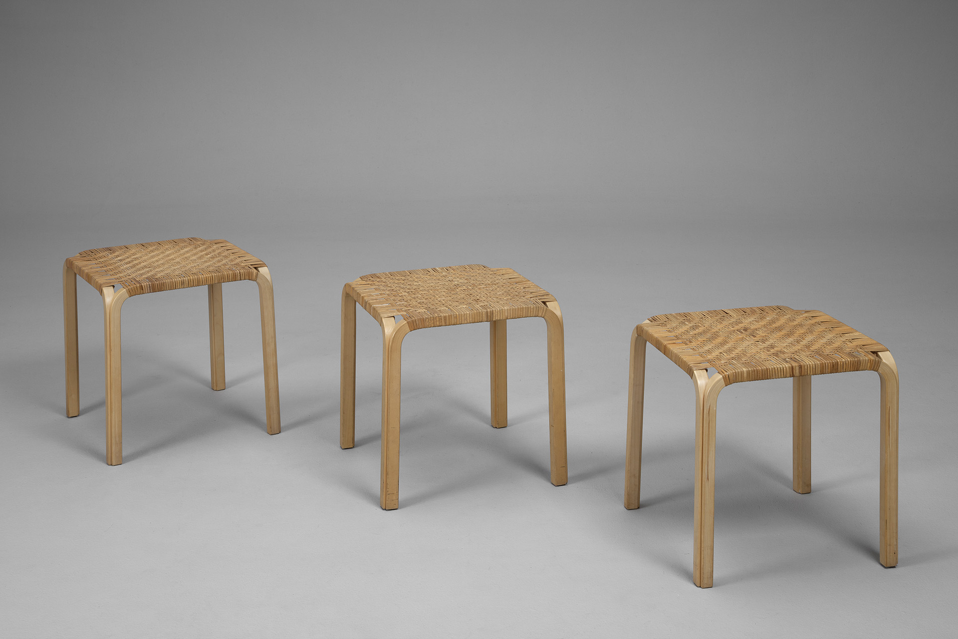 Set Of Three Stools