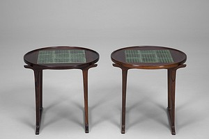 Pair of Tray Tables