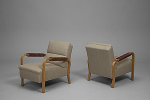 Pair of Armchairs, No. 48