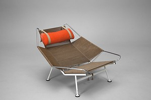 """Flag Halyard Chair"""