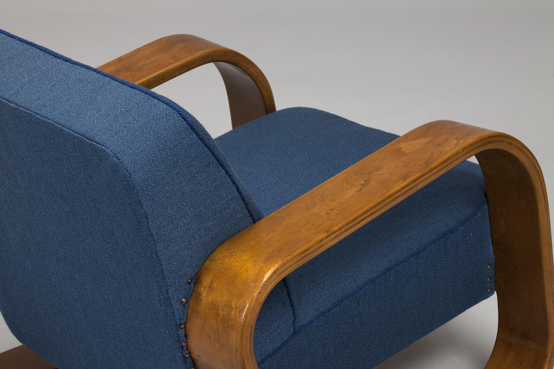 Jacksons Tank Chair Alvar Aalto