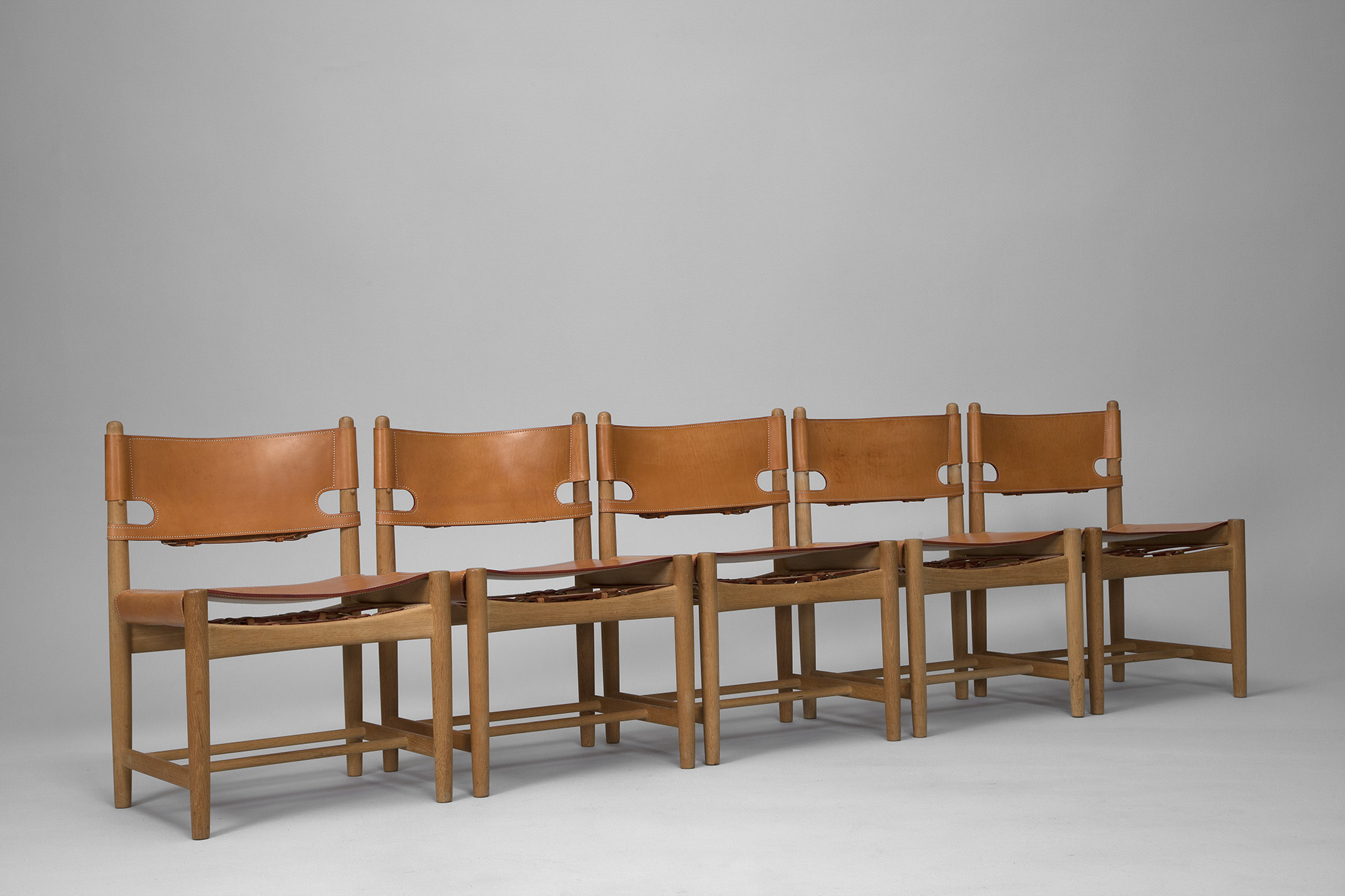 Jacksons Five Hunting Chairs B¸rge Mogensen