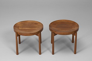Pair of Reversible Coffee Tables
