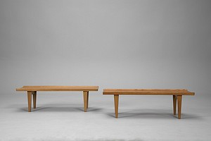 Pair of Sofa Tables or Benches
