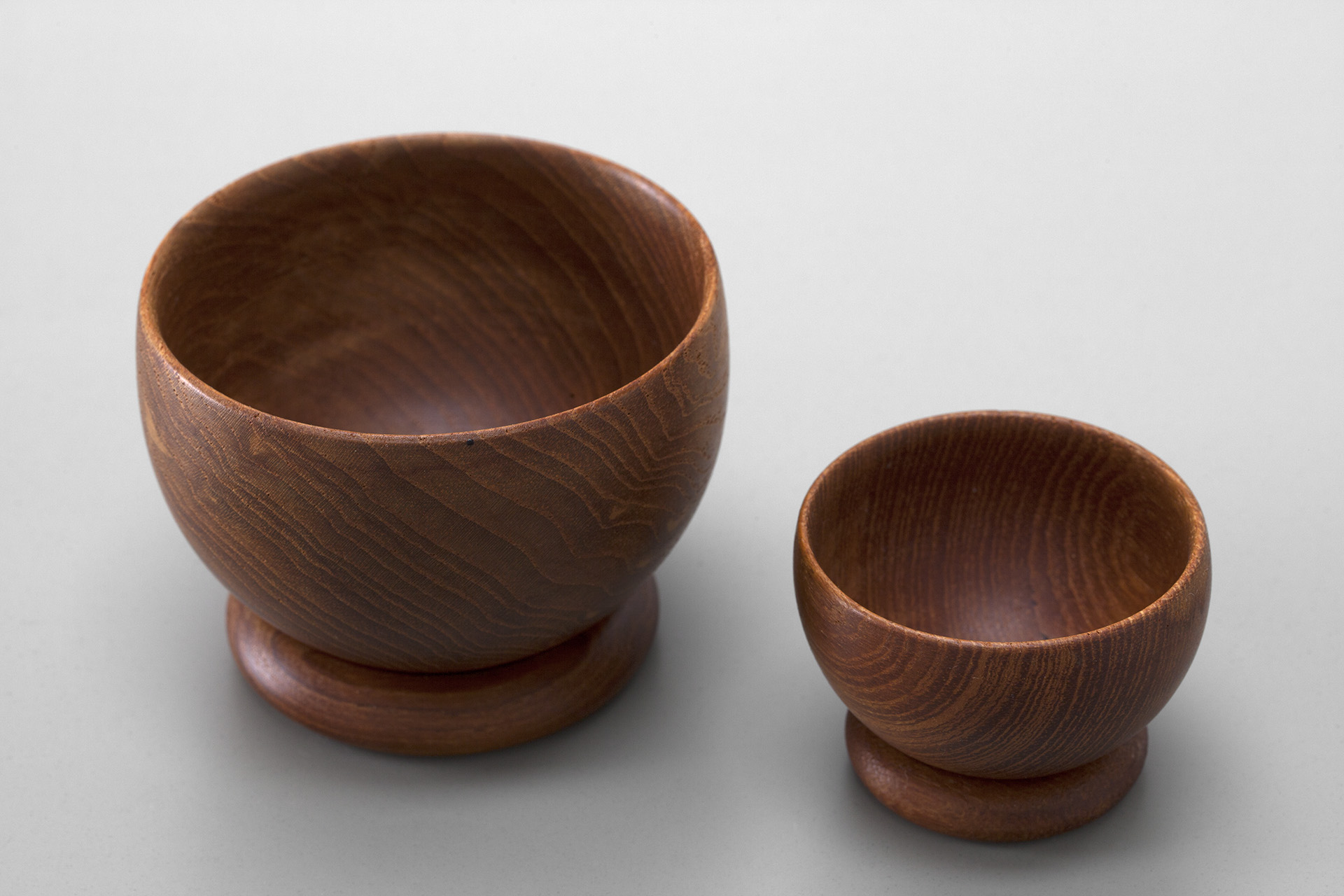 Two Miniature Bowls