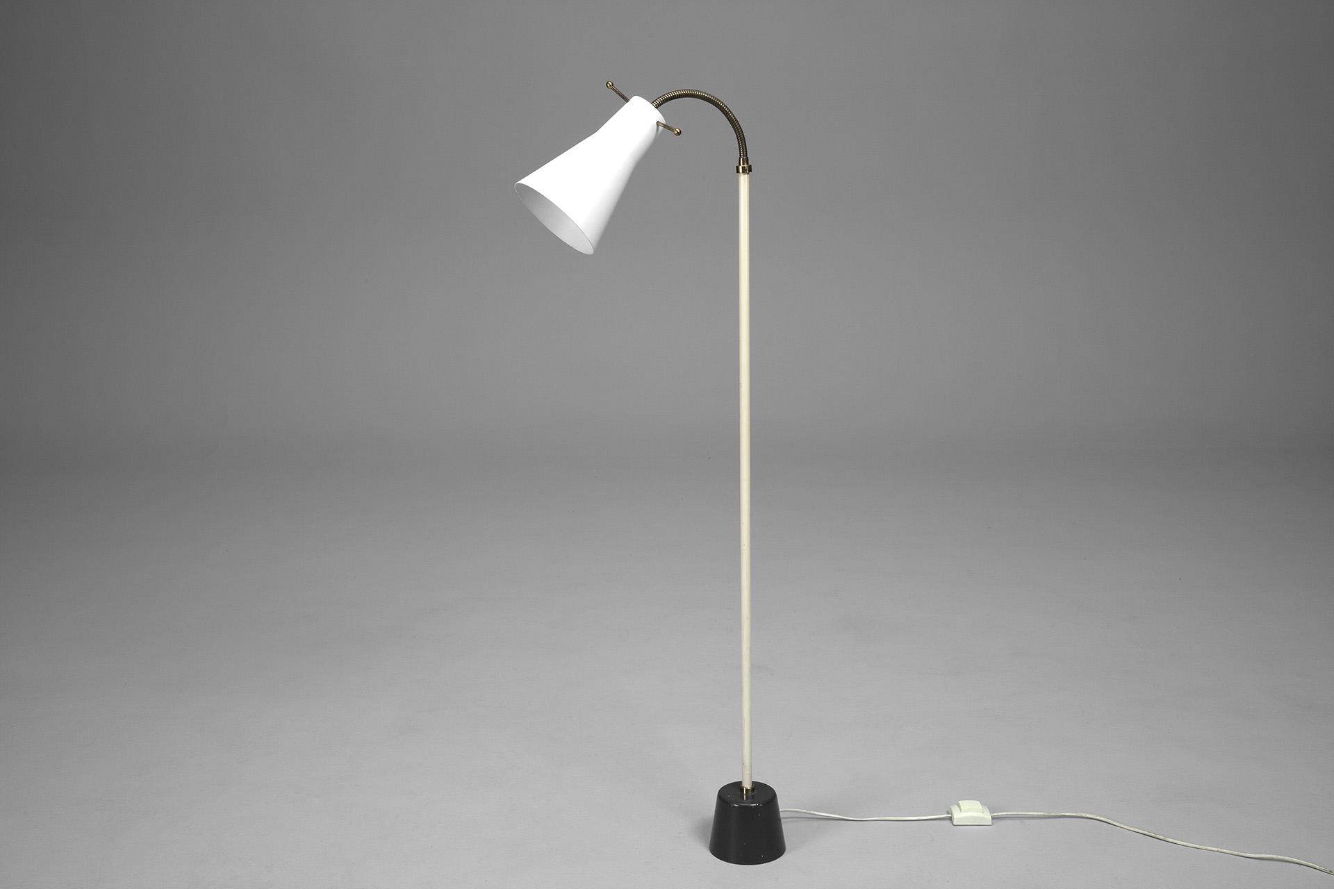 wholesale dealer 59e1a c190e Jacksons - Floor Lamp - Lisa Johansson Pape