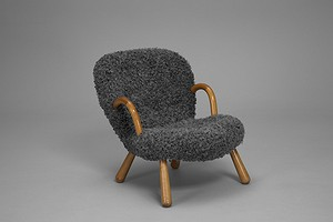 """Clam"" Chair"