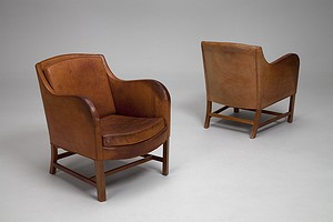 "Pair of ""Mix"" Chairs"