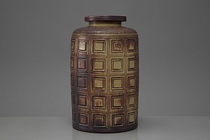 Large Urn and Lid