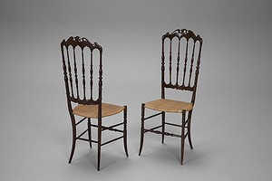 Pair of Chiavari Chairs