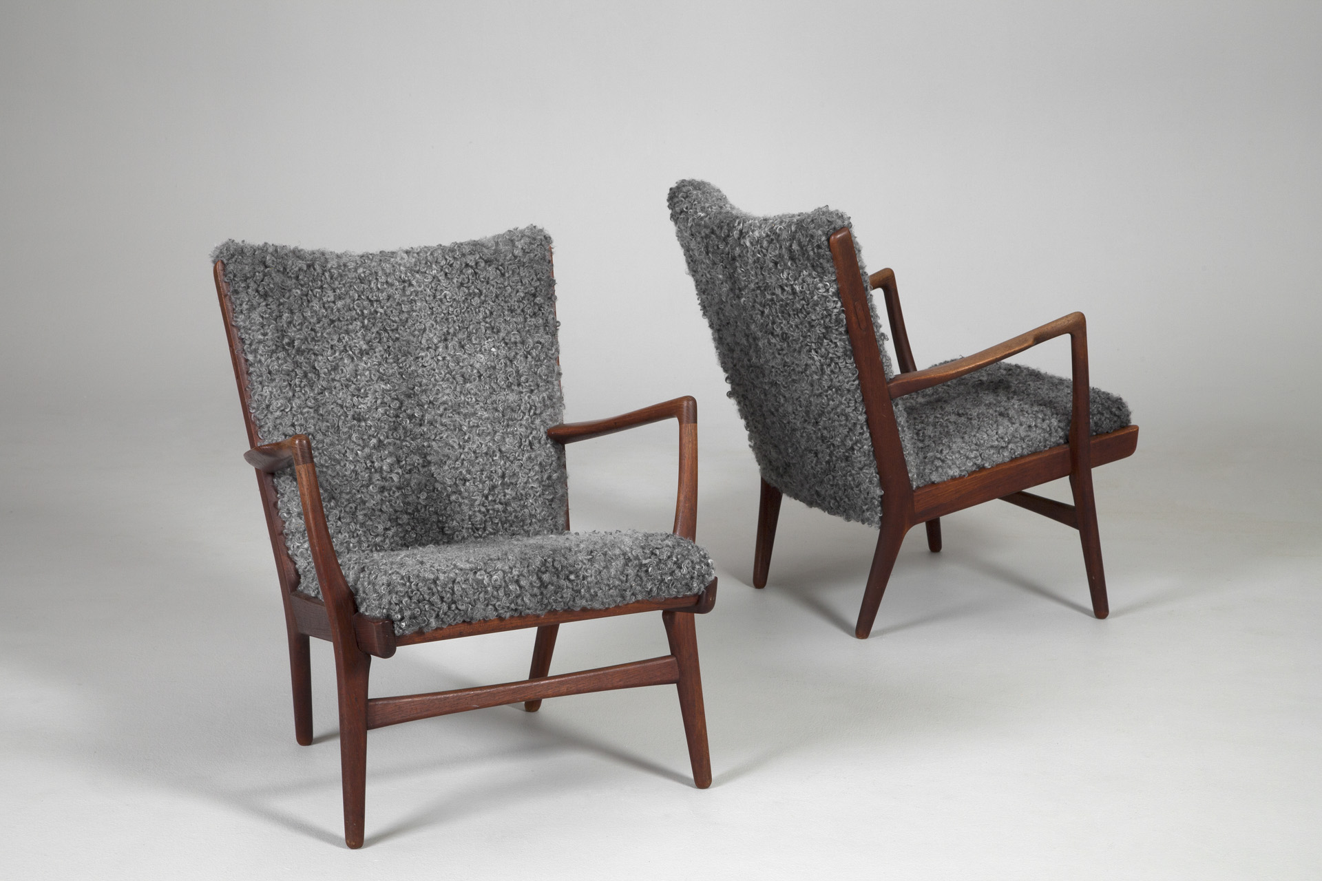 Pair of Armchairs Chairs
