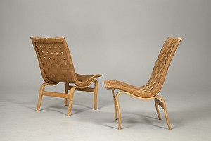 Pair of 'Eva' Chairs