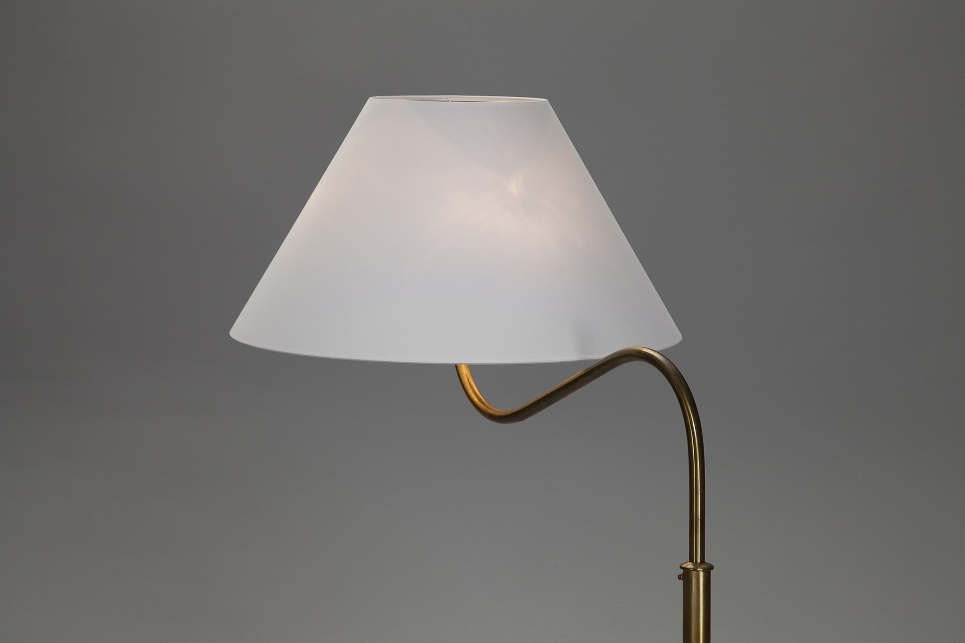 "The ""Large Camel"" Floor Lamp"