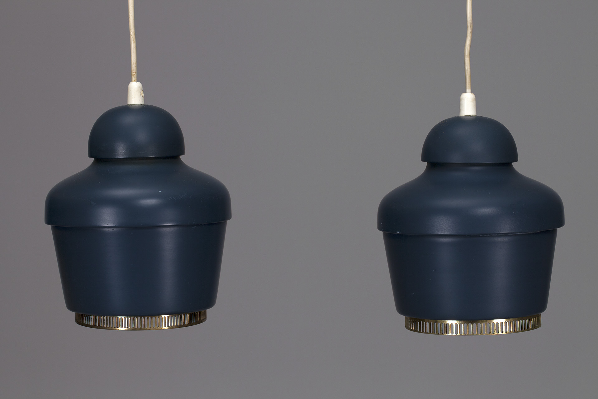 "Pair of Ceiling Lamps ""A330"""