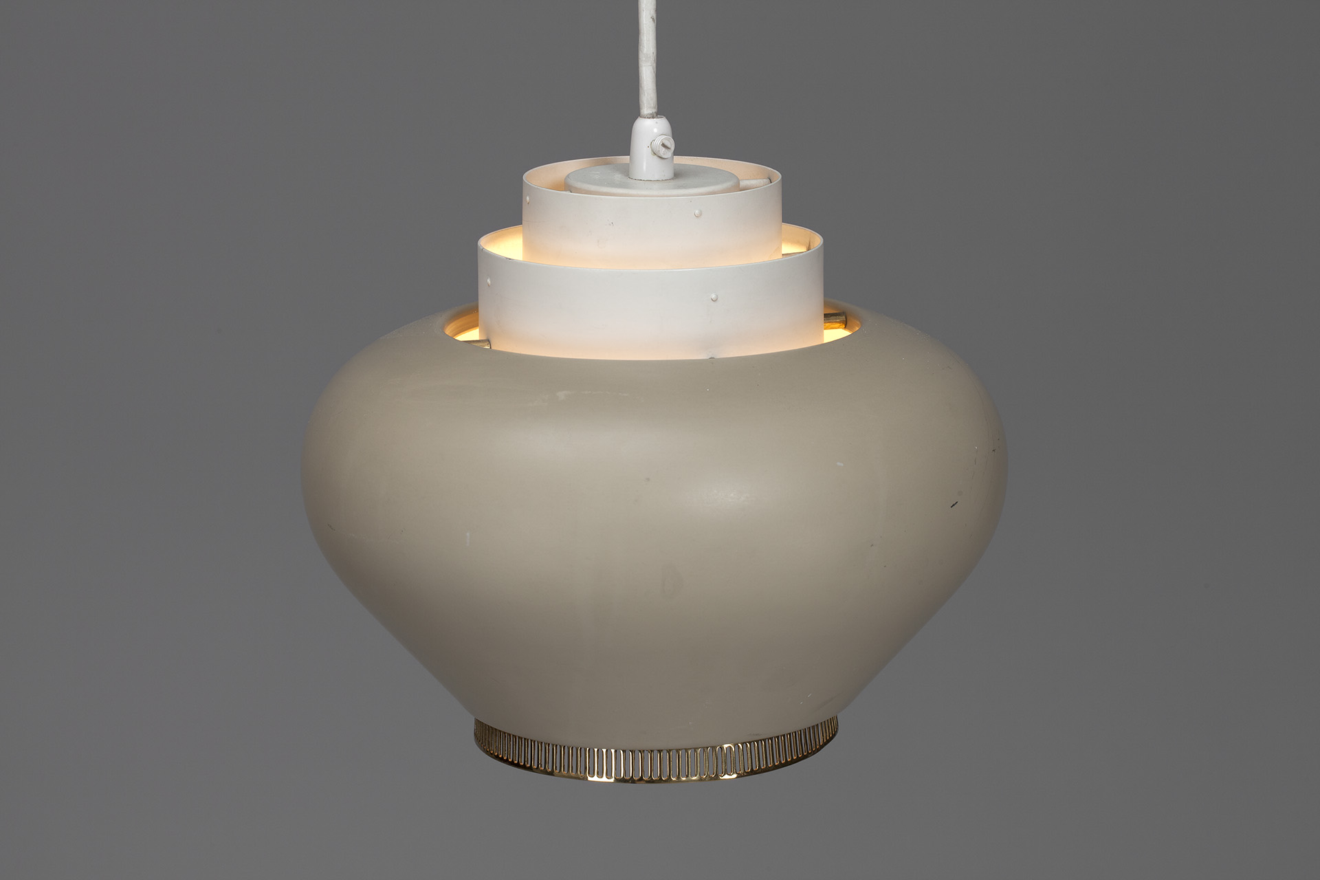 """Turnip"" Ceiling Lamp"