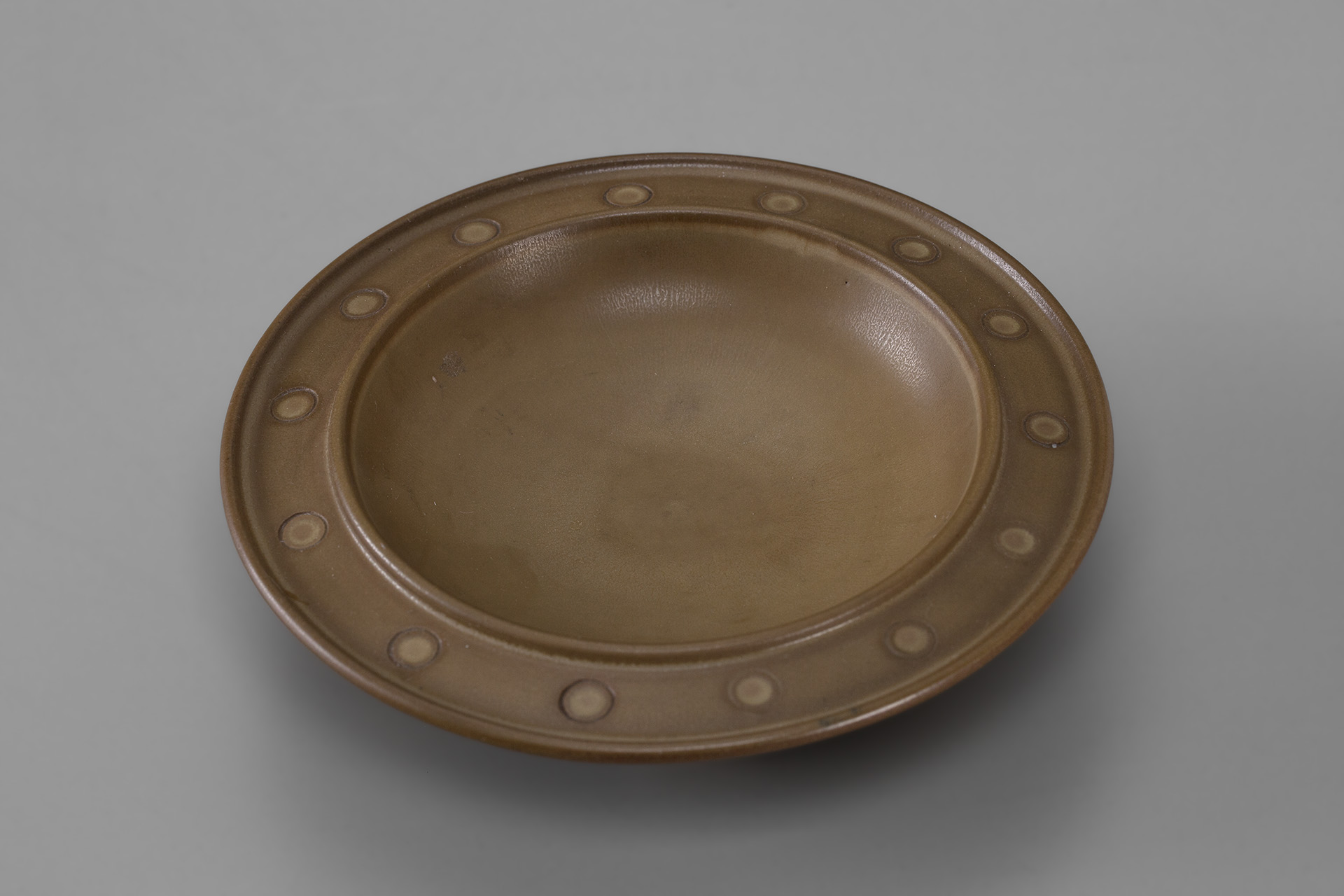 """Farsta"" Footed Dish"