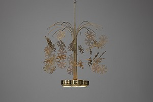 Snow flake Chandelier