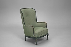 High Back Armchair