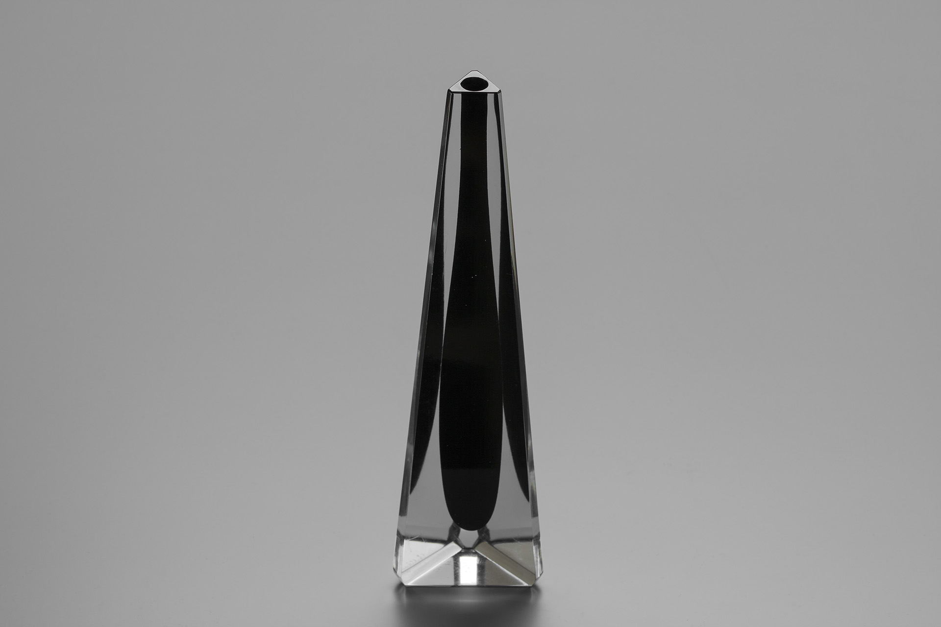 Triangular Vase