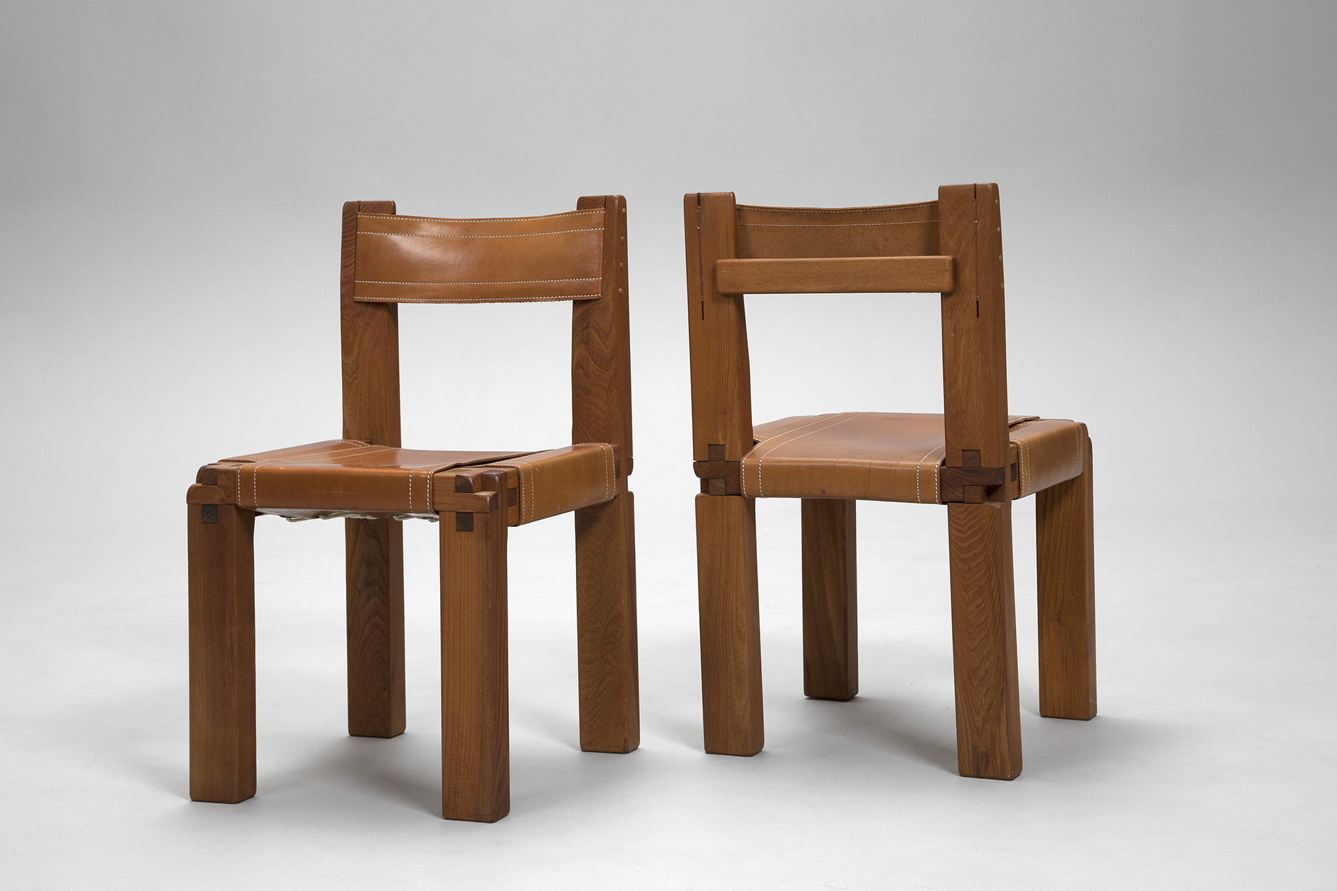 Six 'S11' Dining Chairs