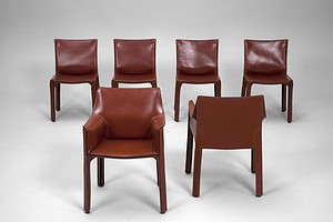"""413 Cab"" Chairs"