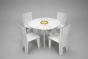 """Sunflower""  Dining Set"