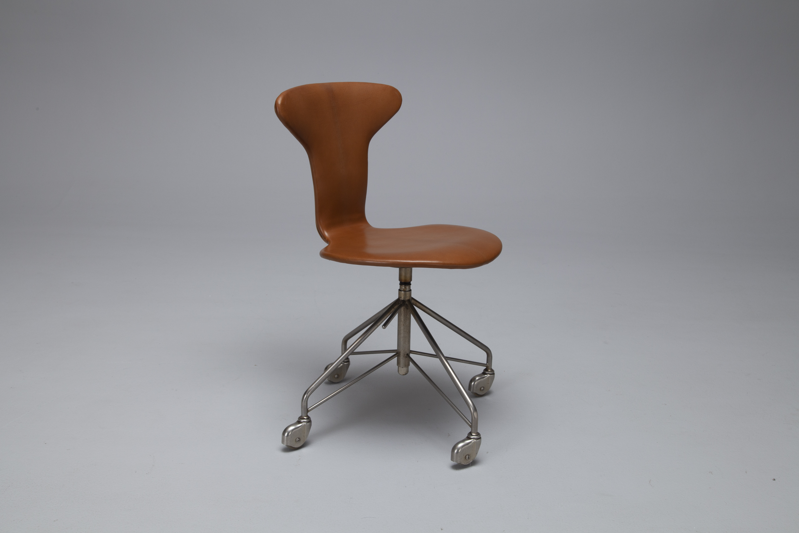 """Munkegårdsstolen"" Adjustable Swivel Chair"