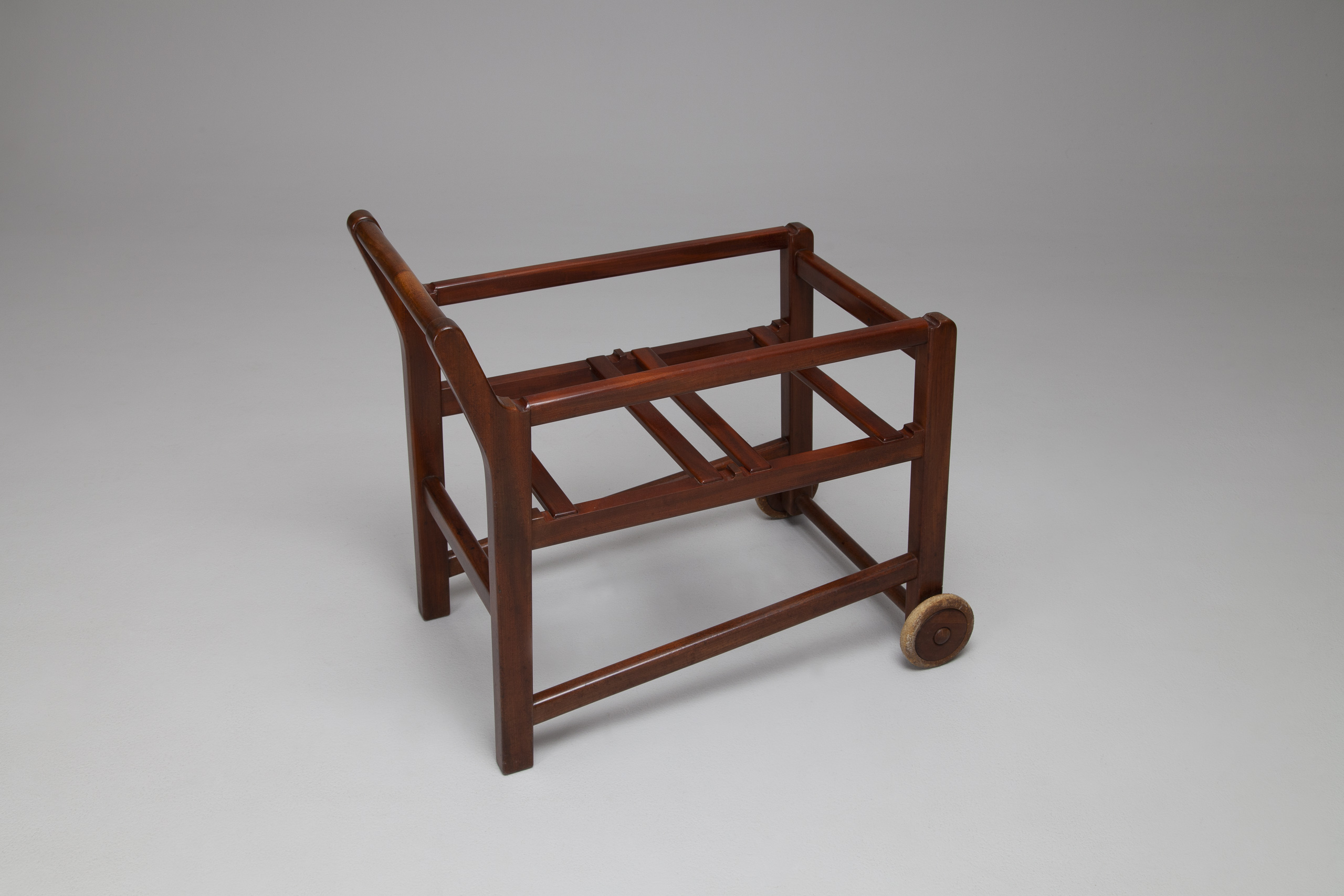 """Adam & Eve"" Serving Cart"