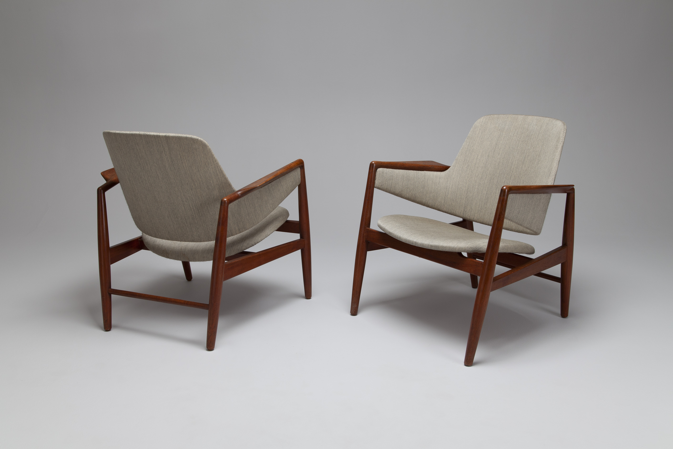 A Pair of Easy Chairs