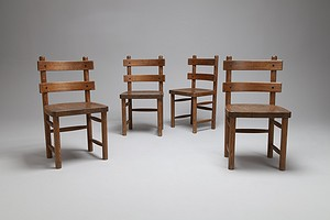 Set of Four 'Sandhamn' Chairs