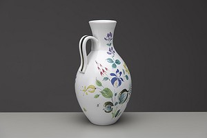 Large Single Handle Vase
