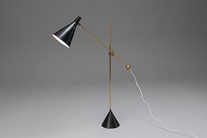 "Pair of ""K10-11"" Floor Lamp"
