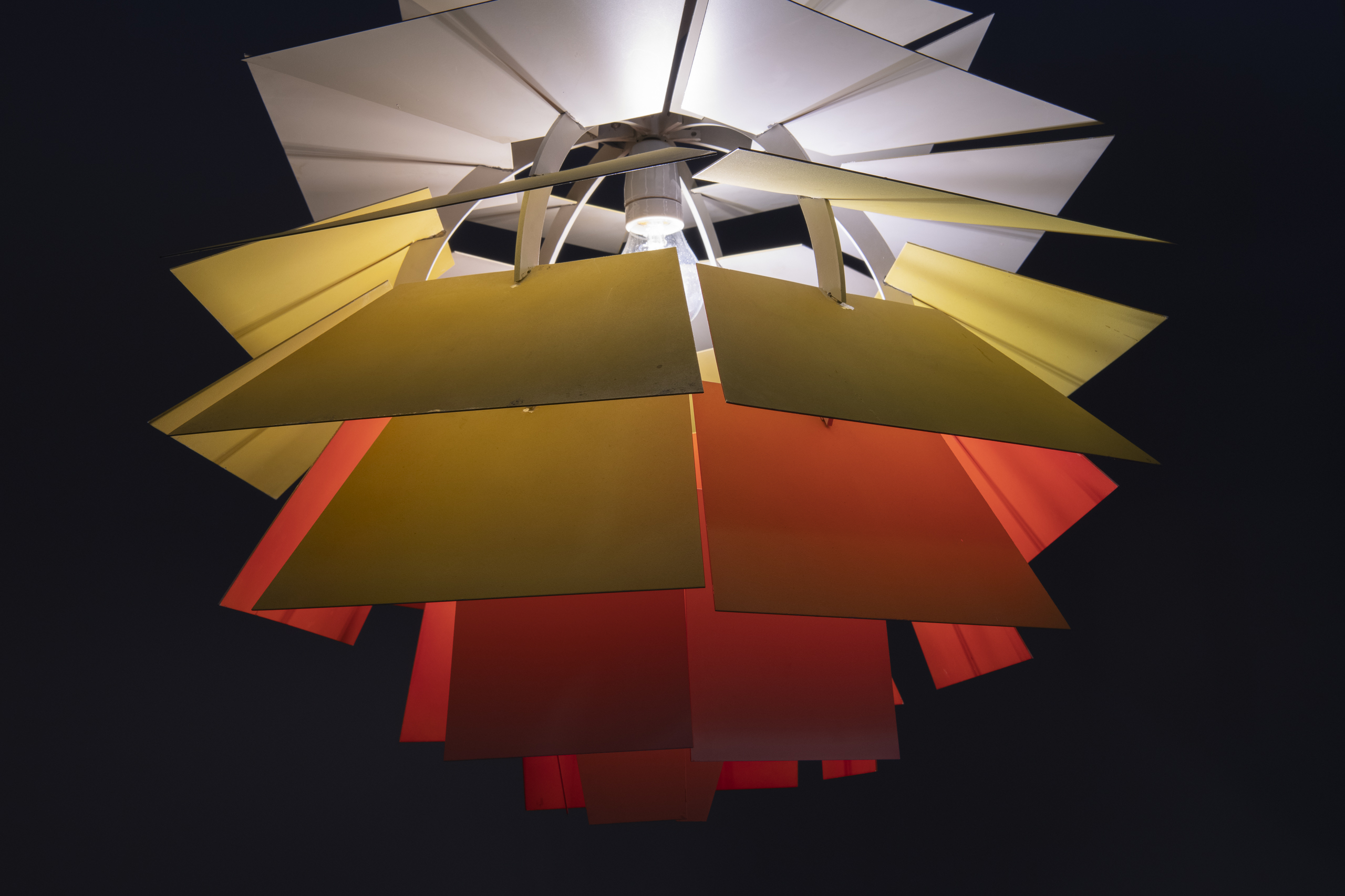 Rare and Important 'House of the Future' Ceiling Light