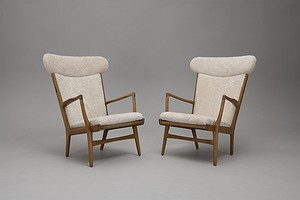 Pair of Armchairs, Model no. 'AP15'