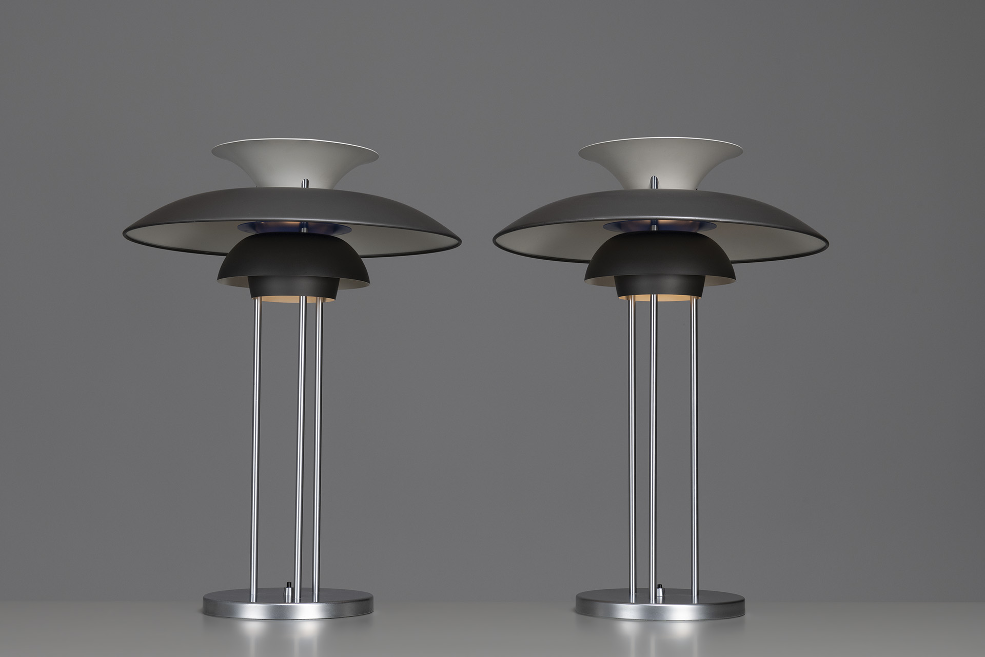 "Pair of Table Lamps ""PH-5"""