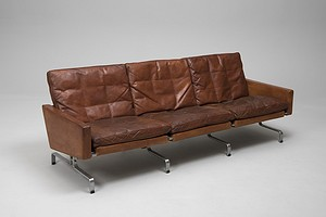 PK 31/3 Three Seater Sofa