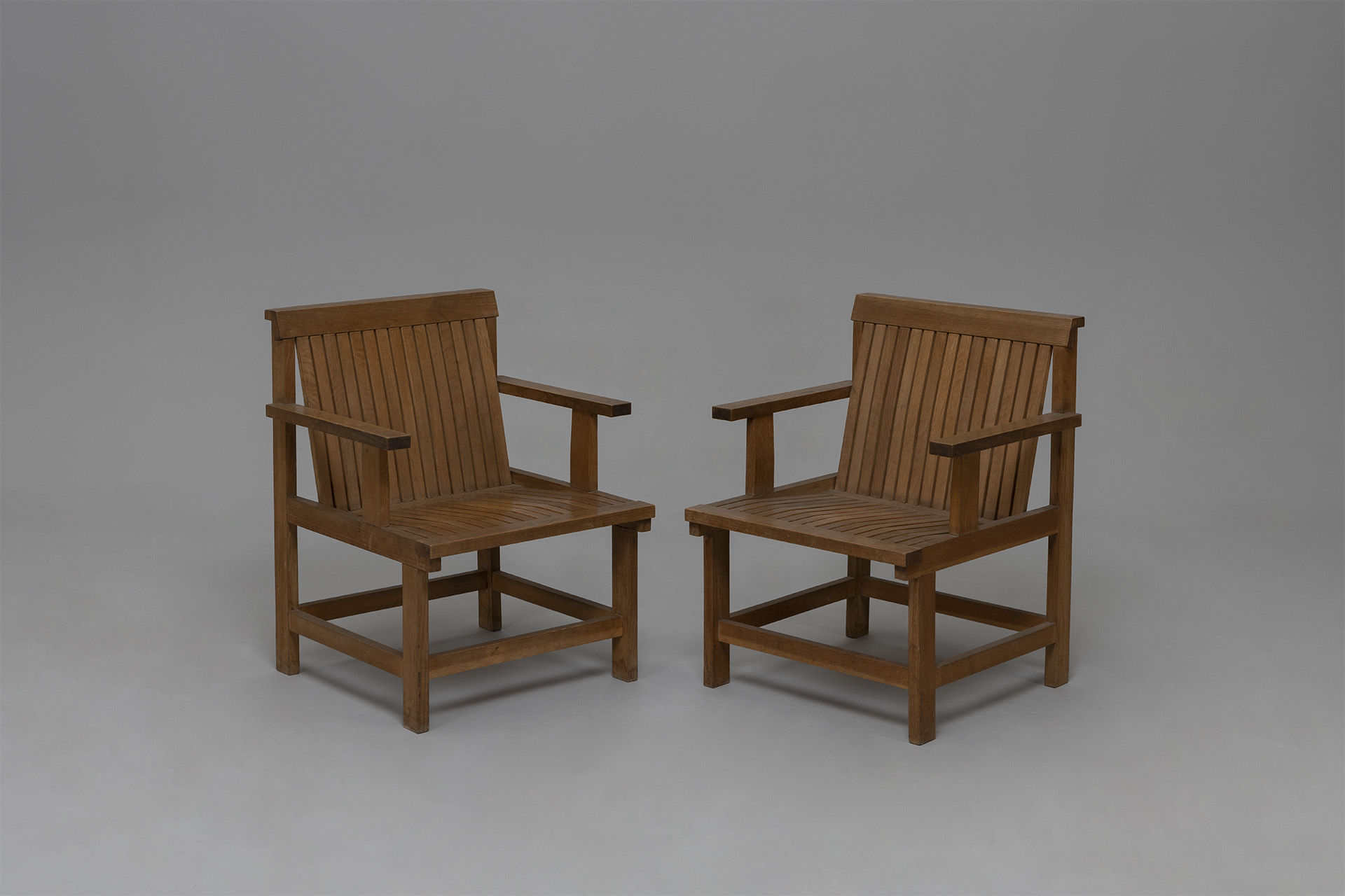 """City Archive"" Armchairs"