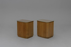 Pair of 'Suzanne' Bedside tables