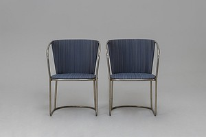 Pair of Armchairs 'Tösse' Bakery Stockholm