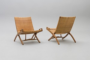 Lounge Chair, Model no. 'JH-512'