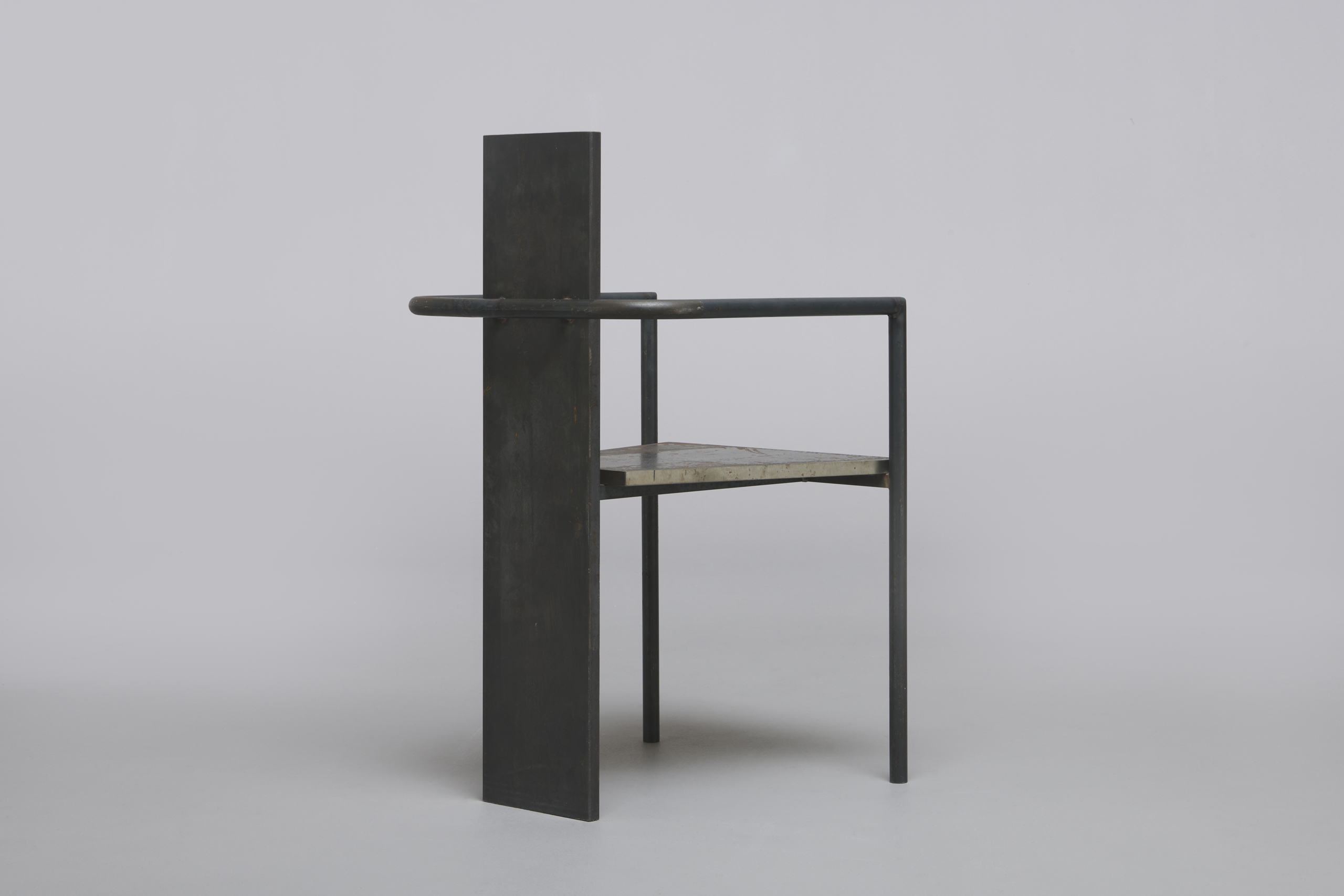 'Iron Concrete' Armchair