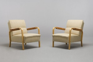 Pair of Armchairs, Model no. 48